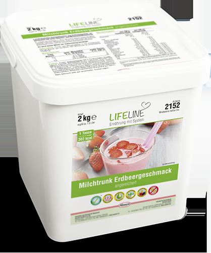 LIFELINE Box Milchtrunk Erdbeer