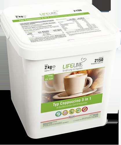 LIFELINE Box Typ Cappuccino